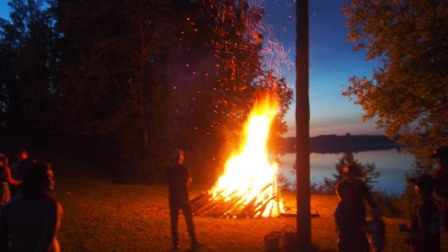 Līgo vakars – Jāņu nakts Demenē