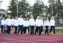 Latvijas jaunatnes olimpiādē mūsu sportistiem negāja viegli