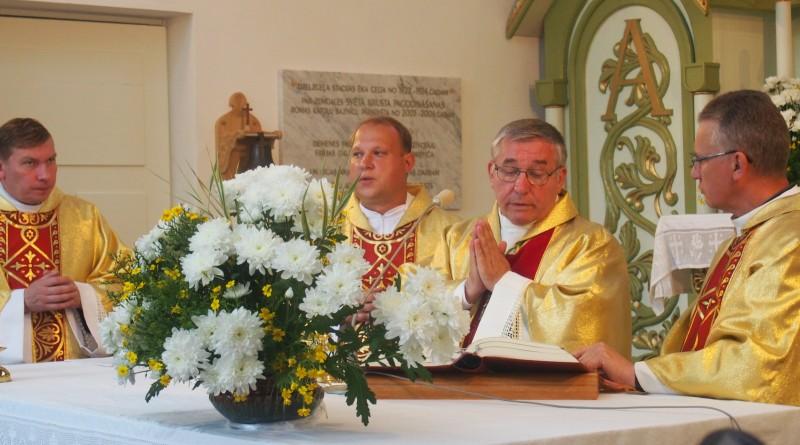 Zemgales katoļu baznīcas iesvētīšanas 10. gadadiena